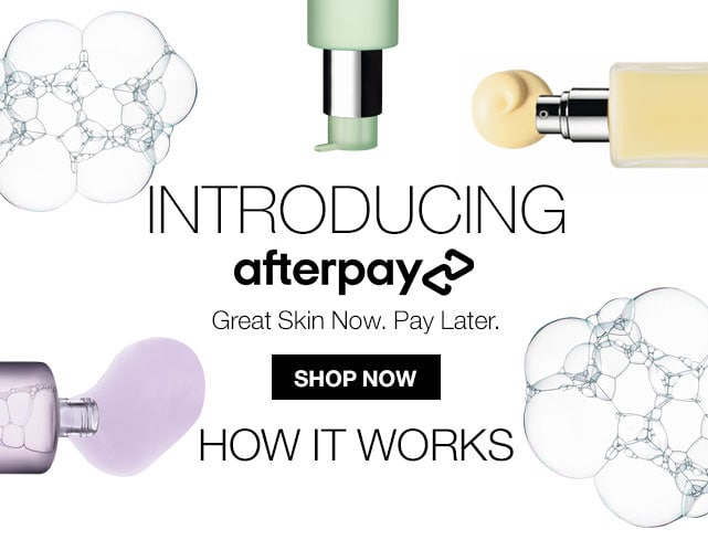 Shop Skincare and Makeup with AfterPay | Clinique | Clinique